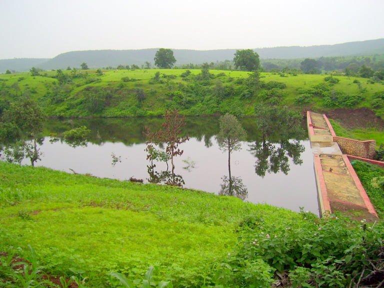 آب - آبخیزداری - کشاورزی